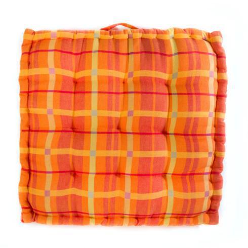 $85.00 Floor Cushion - Mini Stripe