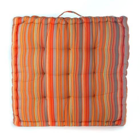 $85.00 Floor Cushion - Plaid