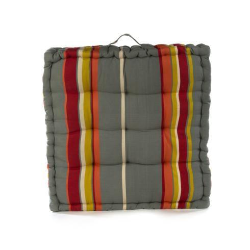 $85.00 Floor Cushion - Stripe