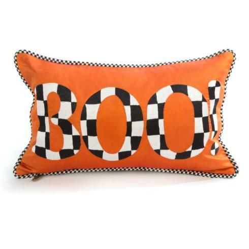 $78.00 Boo! Pillow