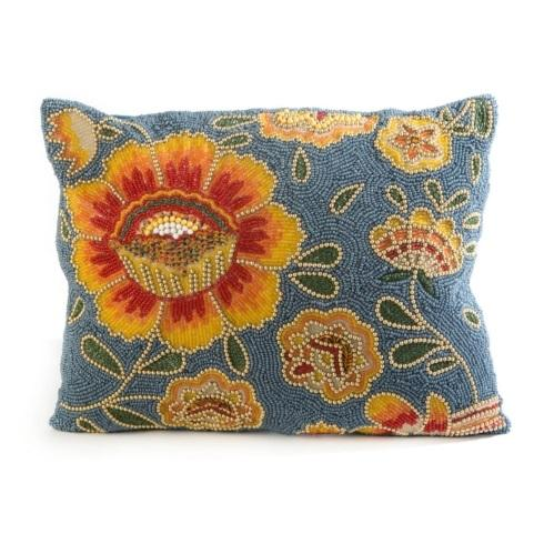 $85.00 Shalimar Lumbar Pillow