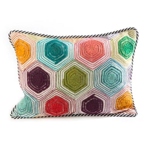 $95.00 Fez Lumbar Pillow