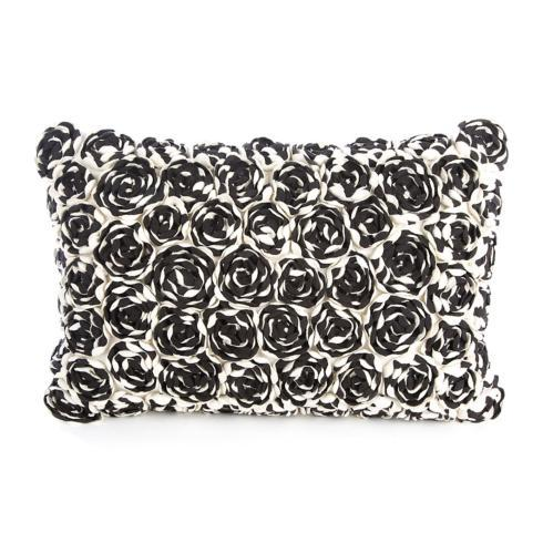 $125.00 Fellini\'s Rosa Lumbar Pillow