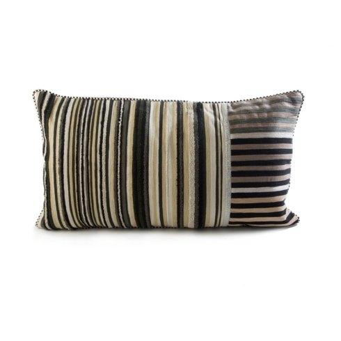 $125.00 Hemmings Stripe Lumbar Pillow