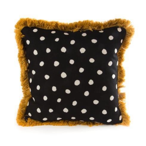 Dotty Throw Pillow