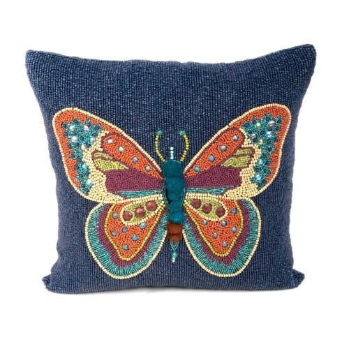 $85.00 Boheme Butterfly Pillow