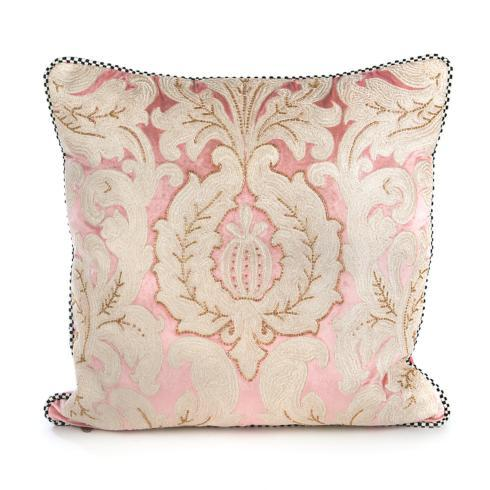 $125.00 Nectar Square Pillow - Pink