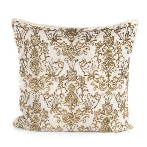 $150.00 Doge\'s Palace Square Pillow - Ivory