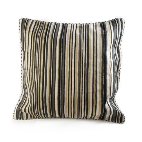 $150.00 Hemmings Stripe Square Pillow