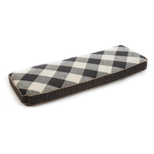 $495.00 Bench Cushion - Slate