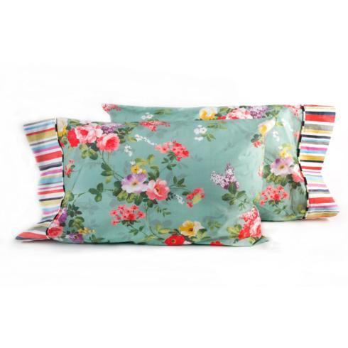 $175.00 Chelsea Garden King Pillowcases - Set of 2