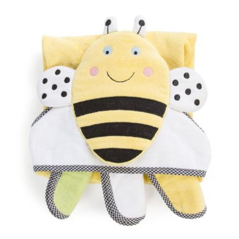 $48.00 Hooded Towel Set - Baby Bee