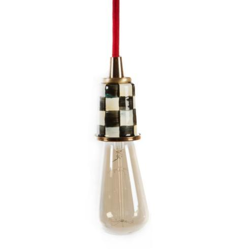 $100.00 Mini Pendant Light - Red
