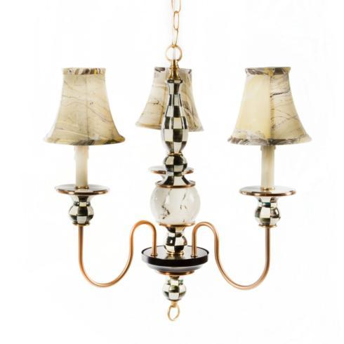 $895.00 Courtly Palazzo Chandelier - Small
