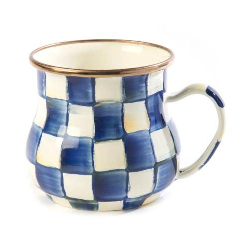 MacKenzie-Childs  Royal Check Mug $42.00