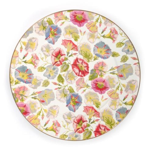 MacKenzie-Childs  Morning Glory Serving Platter $62.00