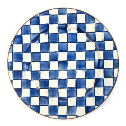 MacKenzie-Childs  Royal Check Serving Platter $62.00