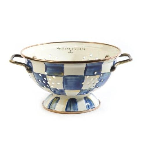 MacKenzie-Childs Royal Check Accessories Colander - Small $55.00