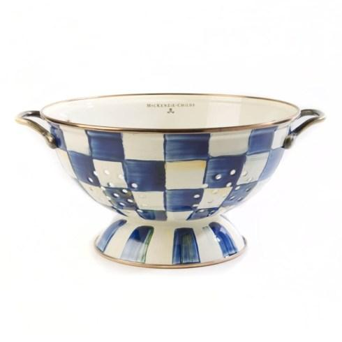 MacKenzie-Childs Royal Check Accessories Colander - Large $88.00