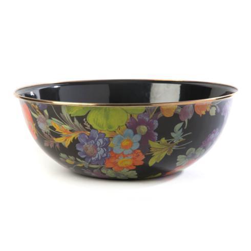 $80.00 Extra Large Everyday Bowl - Black