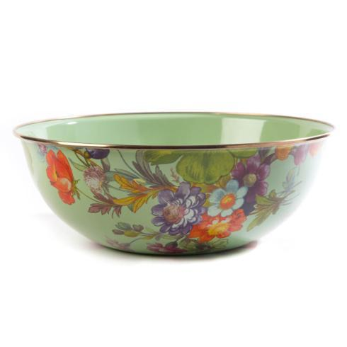 $80.00 Extra Large Everyday Bowl - Green