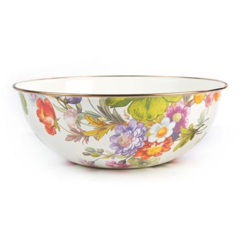 $85.00 Extra Large Everyday Bowl - White