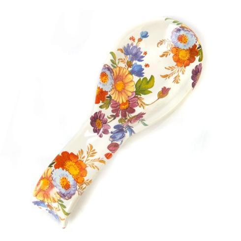 MacKenzie-Childs  Flower Market  Spoon Rest $48.00