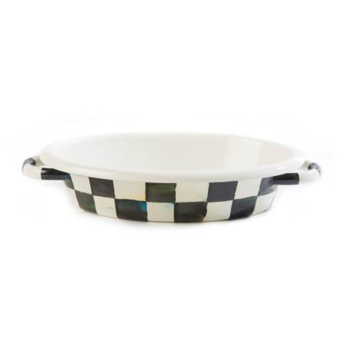 $70.00 Enamel Oval Gratin Dish - Small