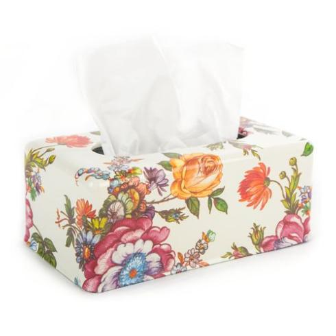 $78.00 Standard Tissue Box Holder