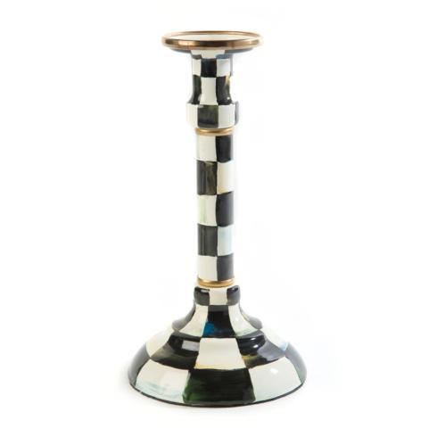 $120.00 Enamel Candlestick - Mighty