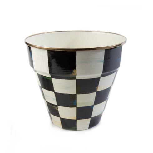 $70.00 Enamel Garden Pot - Large