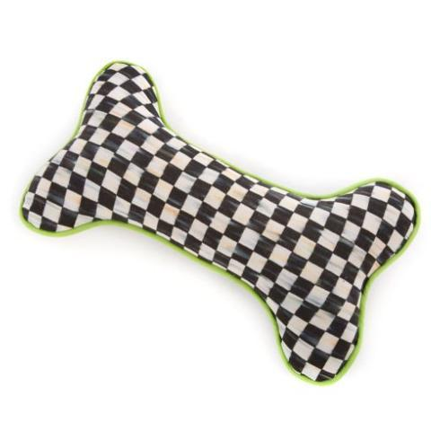 $28.00 Courtly Check Squeaky Bone