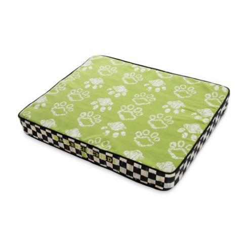 $138.00 Bow Wow Pet Bed - Green - Small