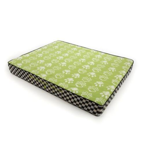 $228.00 Bow Wow Pet Bed - Green - Large