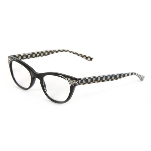 $82.00 Kim Kat Readers - Black - x2.0