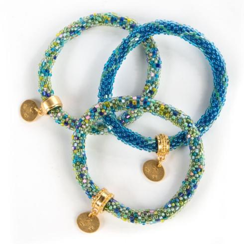 $98.00 Caribbean Little Beaded Bracelets - Set of 3
