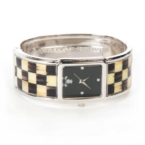 $240.00 Bangle Watch - Rhodium