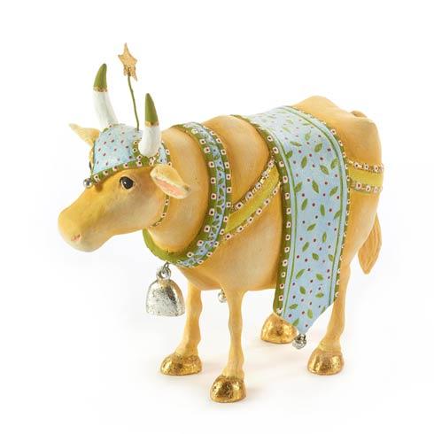$48.00 Manger Cow Figure