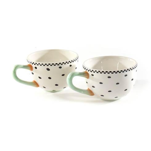 Speckled Mugs - Set Of 2