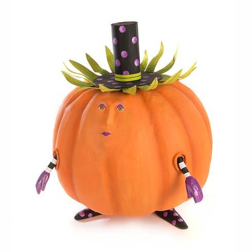 $375.00 Gourdon Pumpkin Display Figure