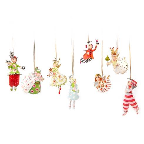 $220.00 Angel Mini Ornament Set