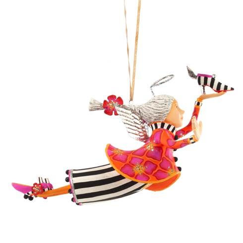 $65.00 Shopping Paradise Angel Ornament