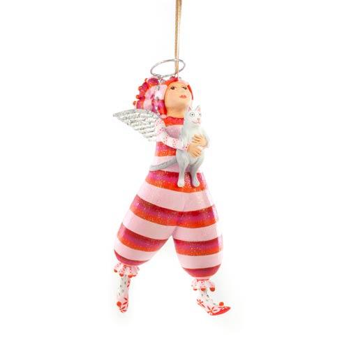 $68.00 Kitty Paradise Angel Ornament