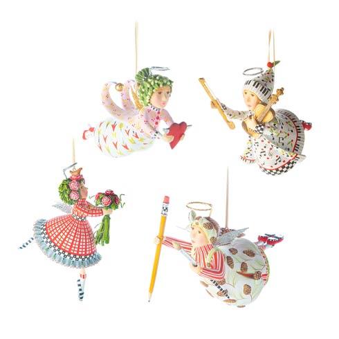 $120.00 Mini Paradise Angels - Set of 4