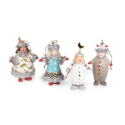 $150.00 Ornaments - Set of 4