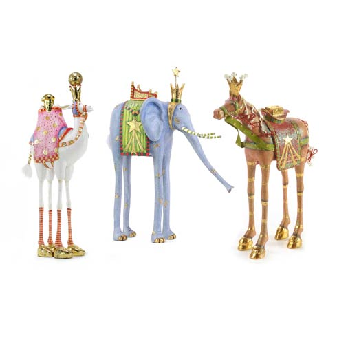 $198.00 Magi Animal Figures - Set of 3