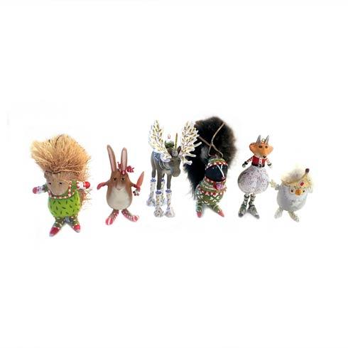 $124.00 Mini Ornament Set