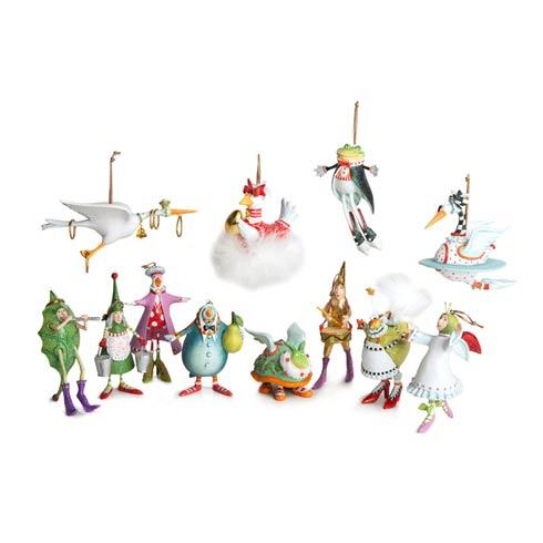 $260.00 Mini Ornaments Set