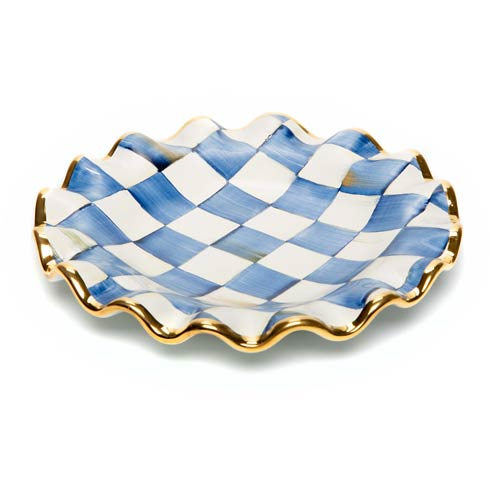 Fluted Dessert Plate image