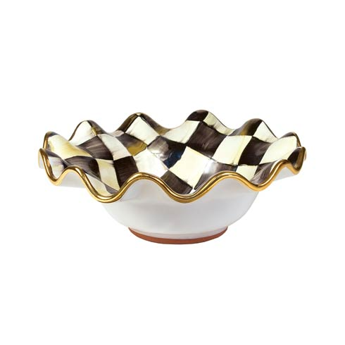 Fluted Breakfast Bowl